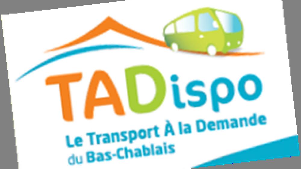 TADispo : Nouveau service vers Hermance ... sans oublier le déplacement aux quatre coins du Bas Chablais !