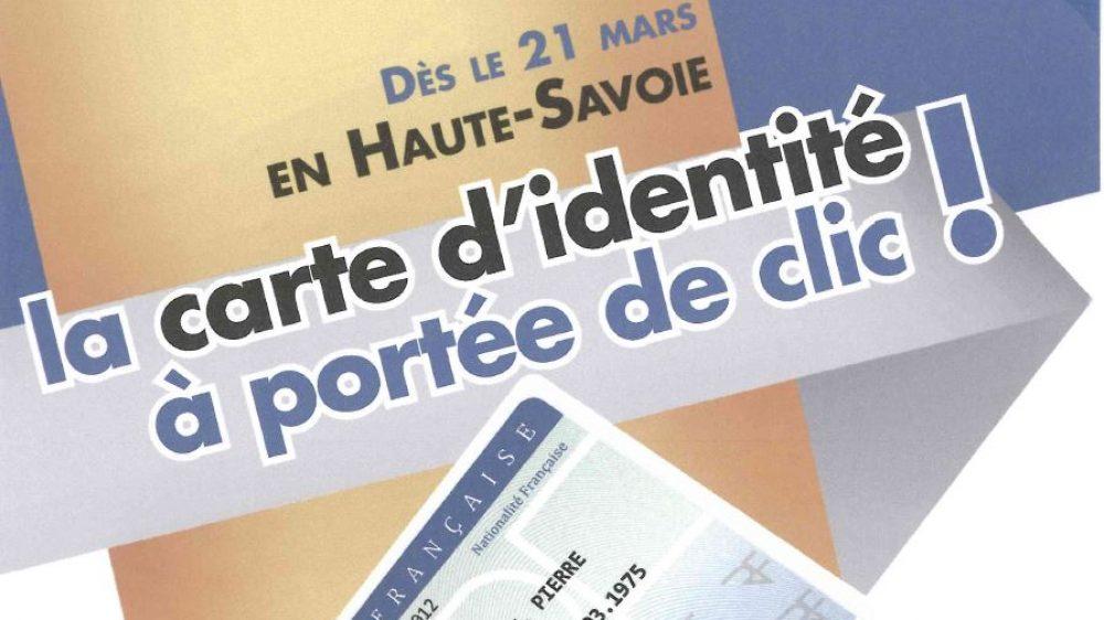 Modernisation de délivrance des cartes d'identité