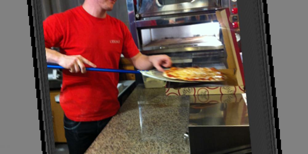 Nouveau à Chens : Pizzas à l'emporter